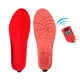 Rechargeable Battery Heated Insoles Wireless Remote Control Foot Warmer for Hunting Fishing