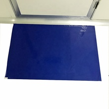 Blue 60x90cm <strong>Safety</strong> Cleaning Dust Usage Sticky Mat For Clean Hospital Operating Room
