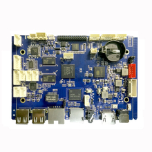 pcba for A83T Android motherboard Oem Pc Quad Core Vga Development Digital Control Advertising Board