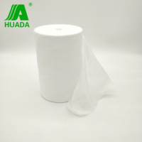 Non sterile 8cm*4m tyvek bag Hospital Gauze roll