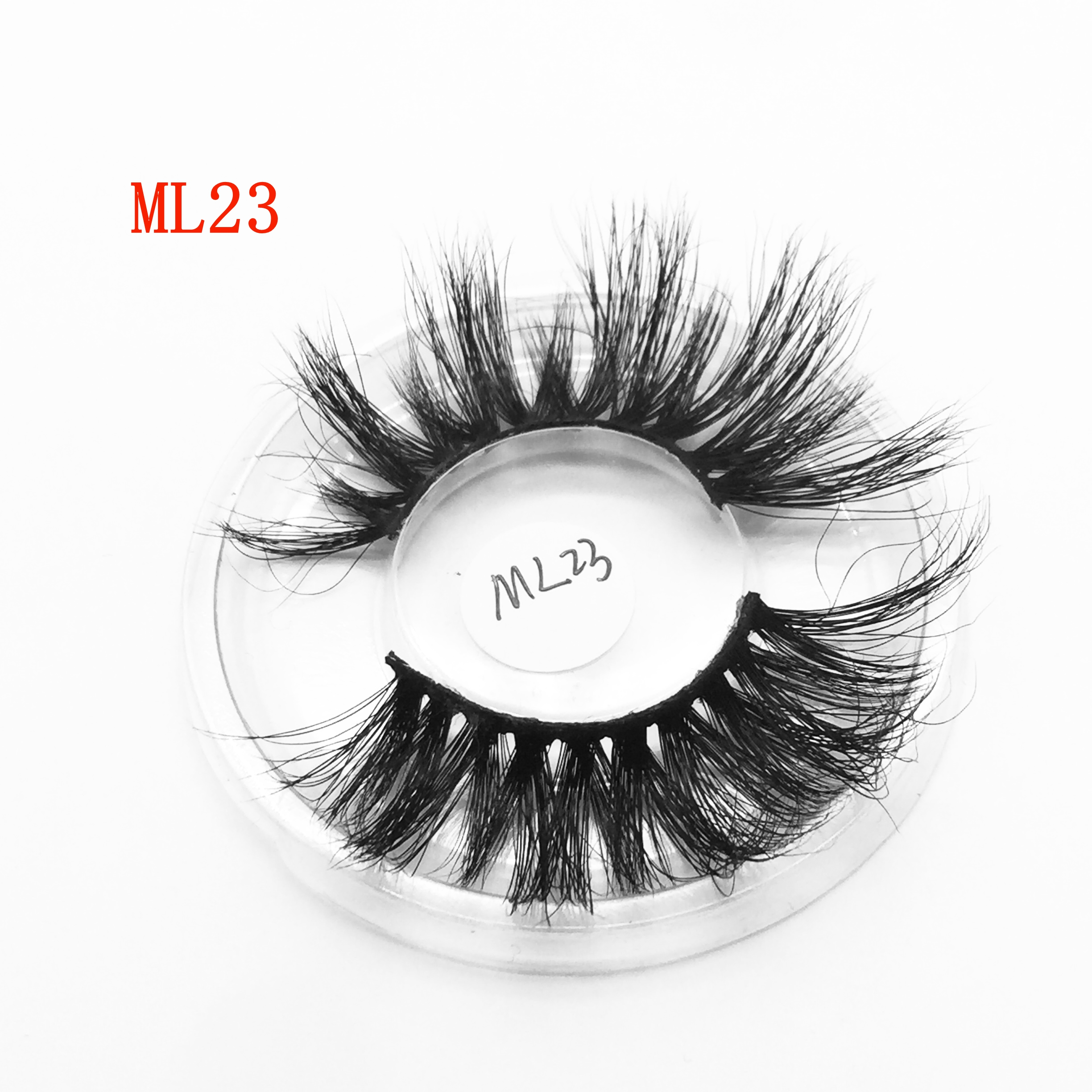 25mm eyelashes 3 d mink eyelash extra long eyelash packaging box new product ideas 2019 <strong>manufacturer</strong> meet beauty