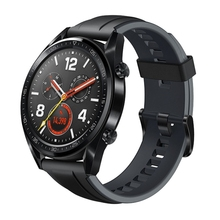 Original HUAWEI <strong>WATCH</strong> GT Sport Wristband 5ATM Waterproof Blue tooth Fitness Tracker <strong>Smart</strong> <strong>Watch</strong> with Heart Rate and so on