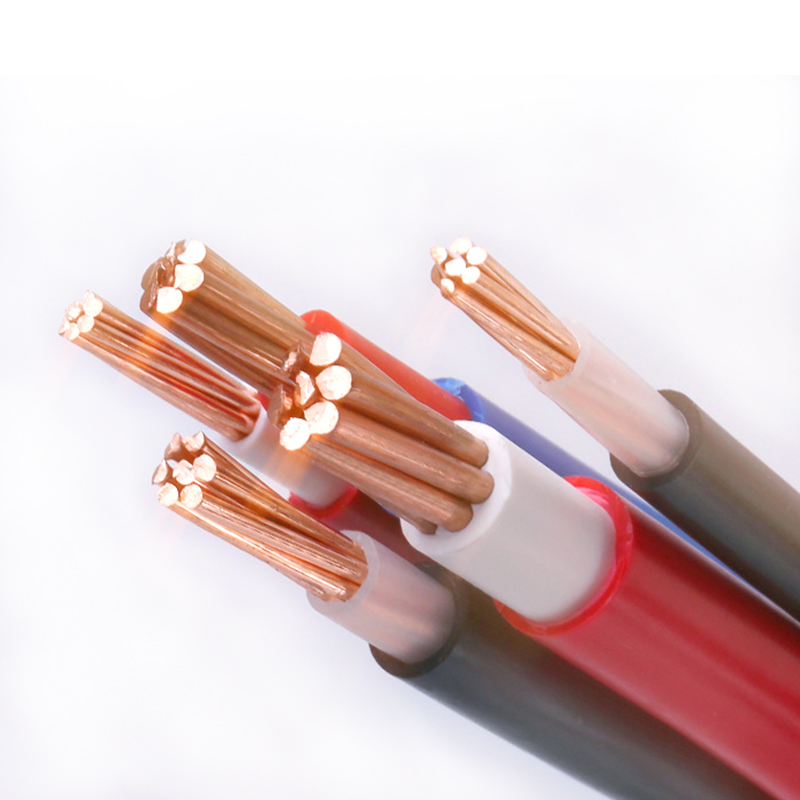 Shenzhen Jinhuanyu PVC Insulated Electric Wire BVV <strong>Cable</strong> <strong>H05VV</strong>-U Round <strong>Cables</strong> for Building and Construction