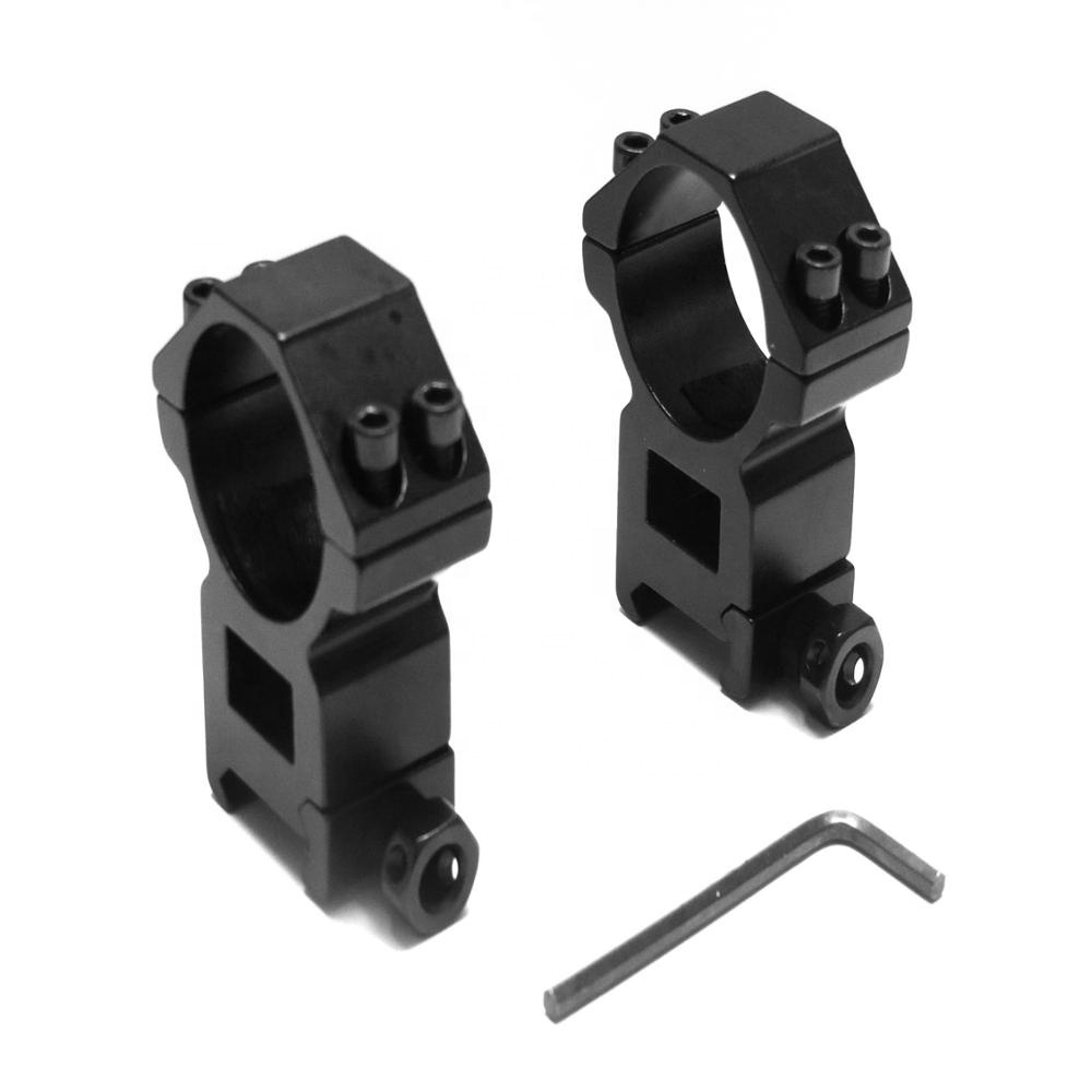 scope mounts 30mm 60mm high 21mm rails scope mount Double screw Quick release Scopes mount Accessories Mount Hunting Scopes