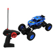 Eco-friendly plastic cross-country wall climbing rc car 1/18 with light HC432331