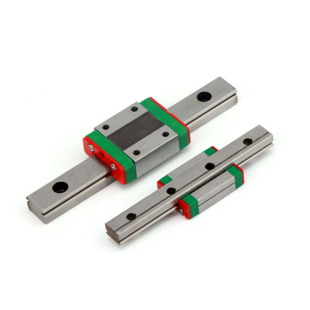 Cheaper Price CNC 3D printer Linear Guide Rail block MGN12