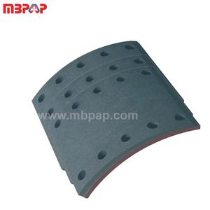 NN/CB/31/R NN/CB/31/F NISSAN UD 19187 brake lining 19036 bus brake lining for sale