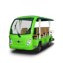 11 passenger electric shuttle sightseeing bus with cheap price