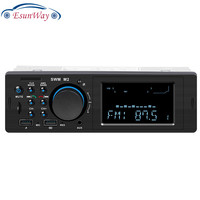 M2 Car MP3 Player Auto Car FM Radio Bluetooth Stereo Music Player USB TF AUX Head Unit BT MP3 Players