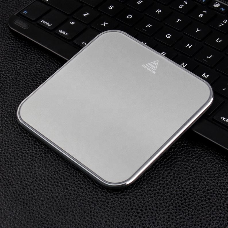 Factory Supplier High Quality Qi Fast Wireless Mobile Phone Charger For Samsung S8