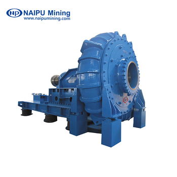 NZJA high efficiency centrifugal slurry pump