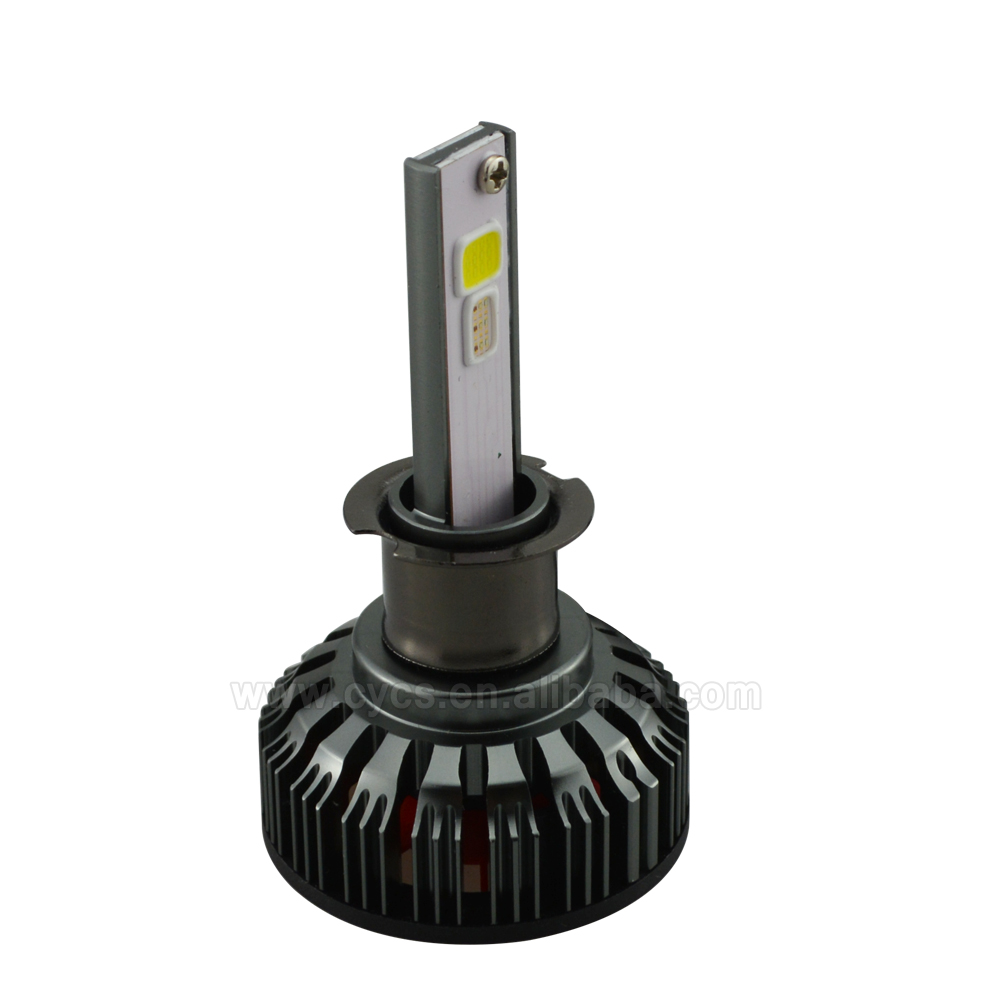 H1 H4 H7 H11 H3 RGB <strong>car</strong> led headlight bulb 50w 5400LM APP bluetooth color changeable COB auto led <strong>lamp</strong>