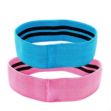 13 inch eco friendly elastic hip circle <strong>resistance</strong> <strong>band</strong> for gym yoga