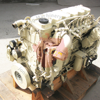 genuine Euro V engine ISBe6.7-285 50 ISBE6.7 engine assembly for truck