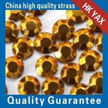 S0809 2mm 3mm 4mm 5mm 6mm gold hematile cheap wholesale rhinestone trim factory wholesale shop