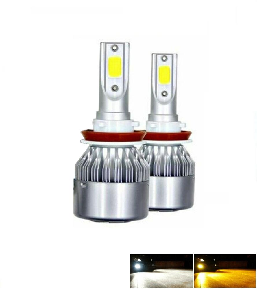 C6 Dual Color 12000 Lumens Led Bulbs H4 <strong>Car</strong> Lights H11 Auto <strong>Lamps</strong> H7 Led Headlight