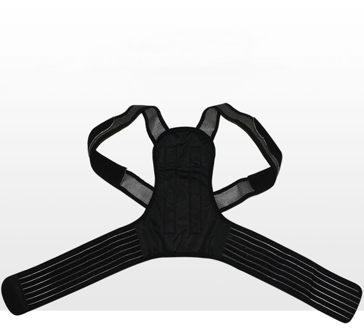 Posture Corrector for Women and Men Adjustable Back Brace <strong>Provides</strong> Lumbar Support and <strong>Provide</strong> Back Pain