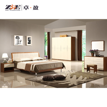 QA02 modern korean style <strong>furniture</strong> bedroom queen bed