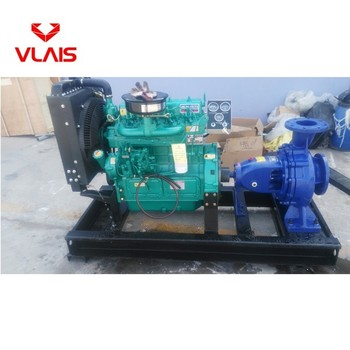 Hot sale!! Irrigation diesel water pump  high pressure use for farm