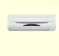 2018 Hot sale cooling and heating room wall split air conditioner 12000 btu R22 R410a