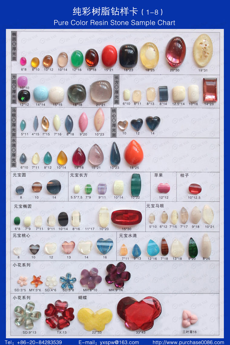 G0830  china supplier sew-on resin stone, pure color sew on resin stone,sew-on resin stone