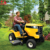 Newest Grass Machine  Lawn Mower Tractor of 30Inch Ride On Lawn Mower In Hydraumatic Way With Locin 15HP 432CC engine