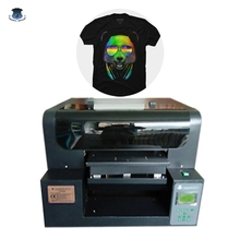 T-shirt manufacturing <strong>equipment</strong> / T-shirt flatbed printer / digital flatbed printer