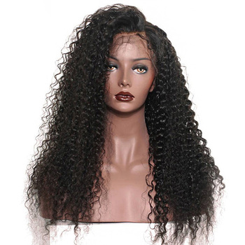 Beautiful Human Hair Wig Lace Front Wig