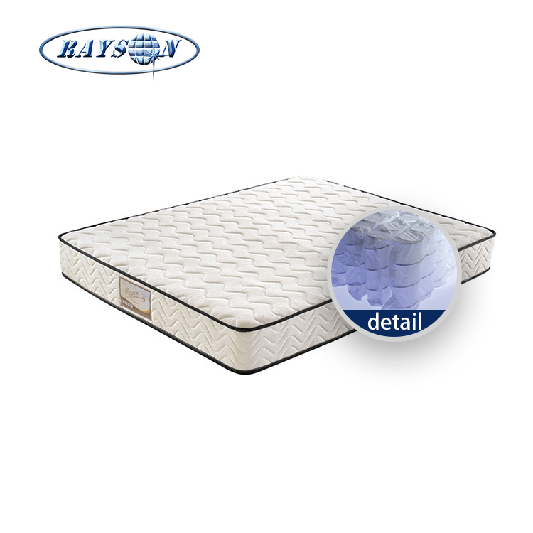 roll up luxury queen comfort bagged spring mattress good serve low-carbon 24 cm pocket spring mattress - Jozy Mattress | Jozy.net