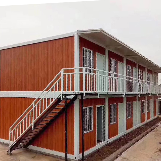 Hot Sale Nepal Low Cost Prefab Container House