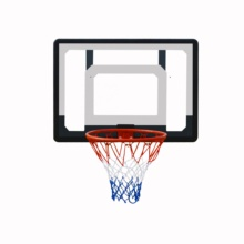 M. Dunk Indoor & outdoor basketbal hoepel met hanger