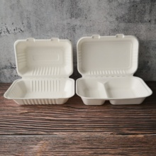 top quality biodegradable disposable bagasse <strong>paper</strong> pulp food container