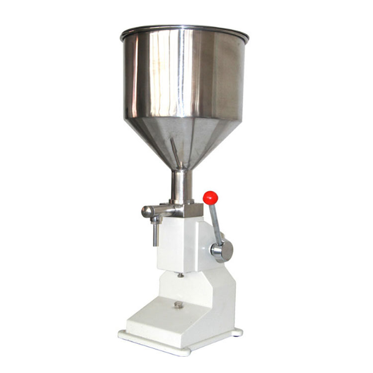 <strong>A03</strong> Manual Filling Machine/Cream filling machine/oil filling machine