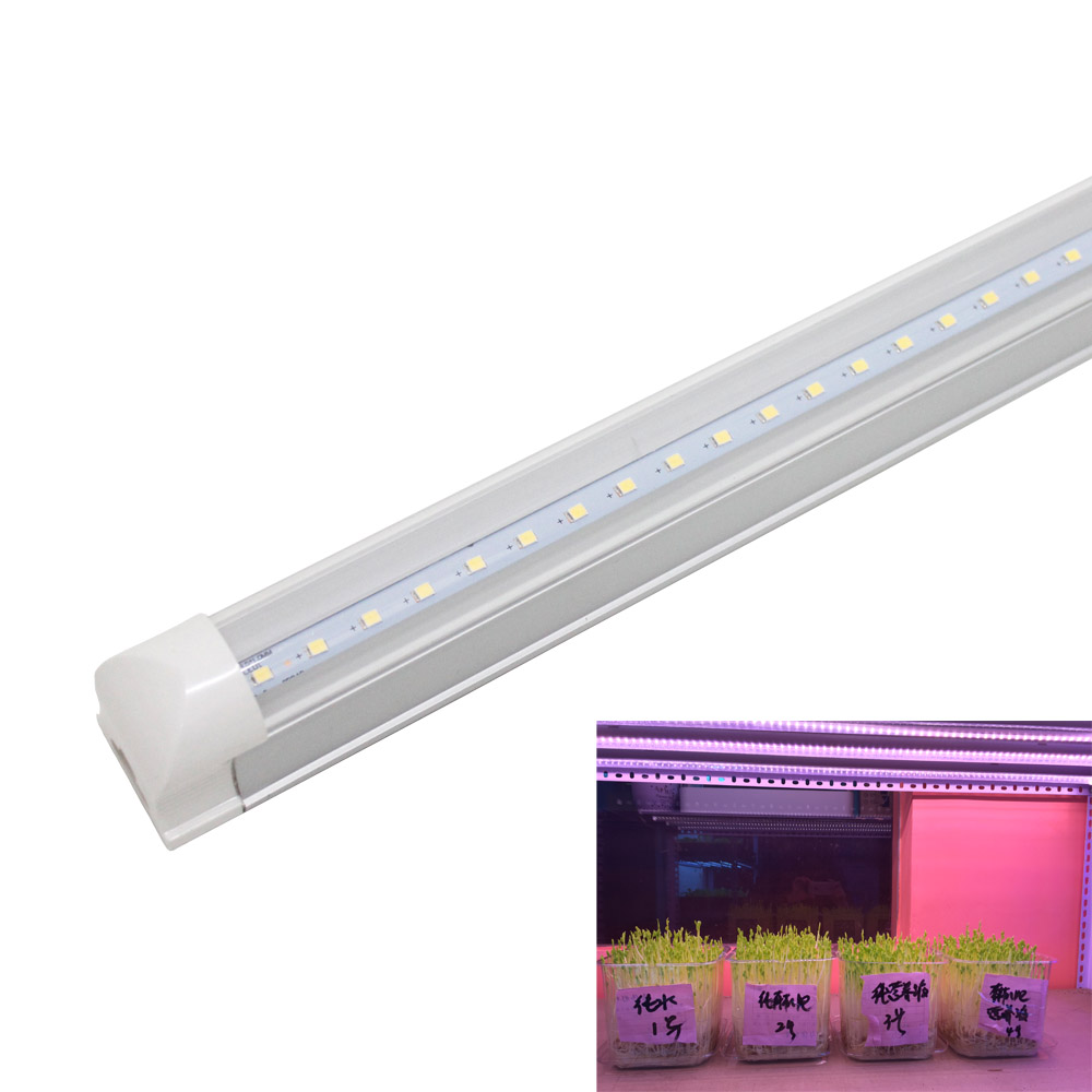 China factory for microgreens vertical farm T8 Intagrated led grow light hydroponic