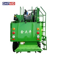 Best Quality Harvester Machine Corn Maize Combine Silage Harvester