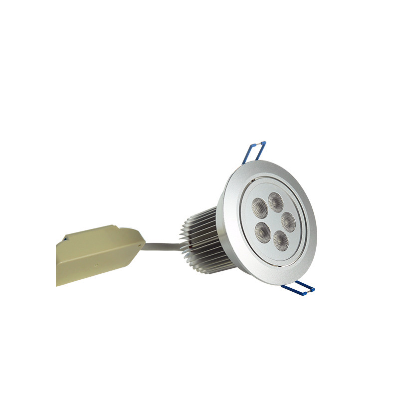 Taiwan Epistar <strong>Chips</strong> 5X8W 4In1 Rgbw 24Vdc House Round Led Recessed Ceiling Light