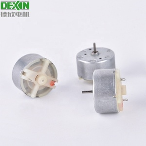 Micro pancake motors electric 9v dc micro fan motor