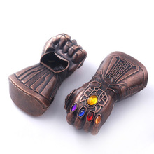 Jewelry Toy High Quality Openers For Kitchen Tools Metal Alloy style avenger alliance Alloy Beer Bottle Opener Keychain