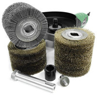 High quality Roller bevel brushes for Festool brushing machines