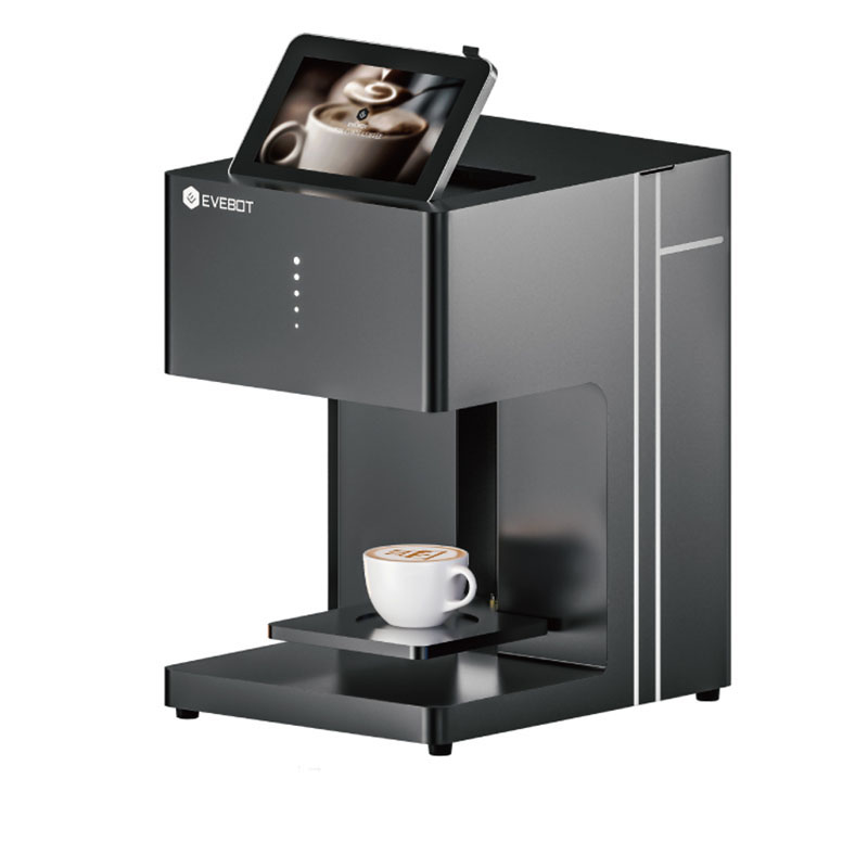 2019 New Faster Speed Printing Selfie Coffee <strong>Printer</strong> For Latte Art Chocolate Cookies Cafe Cake Cappuccino With Tablet WIFI