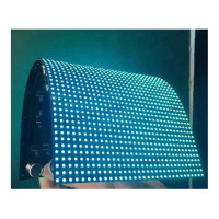 P5 HD Flexible Led Screen Video Panels soft led module