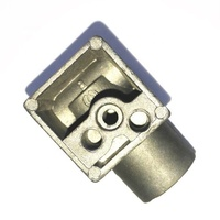 China Die Casting Manufacturer for Zinc Die Casting Motorcycle Lock Parts