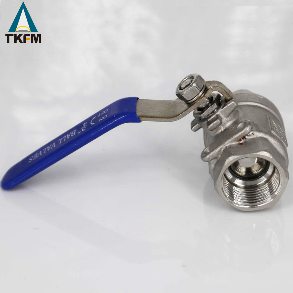 TKFM 1standard product wholesales 1 inch stainless steel lever female male <strong>ball</strong> <strong>valve</strong>