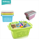 hot wholesale durable multi purpose home toy clothes non-transparent plastic storage box shoe box storage box plastic storage