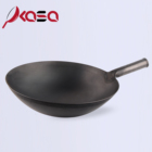 Hand Made Chinese non stick Wok pan set
