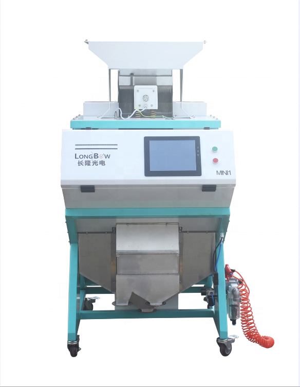 Professional <strong>rice</strong> and wheat color sorter piece of yellow bean rgb wholesales price new product