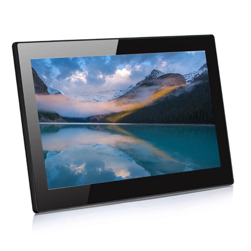 Mur monté 13.3 pouces cadre photo numérique écran LCD affichage publicitaire - ANKUX Tech Co., Ltd