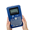 PUTY PT-300 mini battery powered portable handheld label maker printer