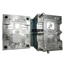Factory design and manufacture 718 plastics injection mould Hot runner plastic mold maker