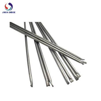 Cemented Carbide Tungsten Brazing Tip TC Cutting Tips